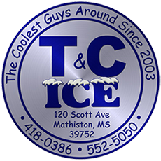 T&C Ice Company, LLC Logo